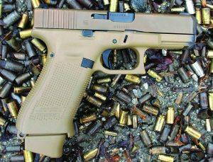 The long suit of Glock pistols is reliability.