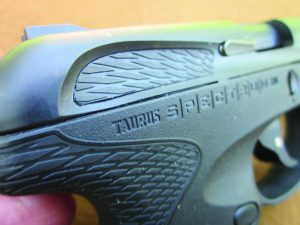 Little Taurus Spectrum  380 perfect for deep concealment