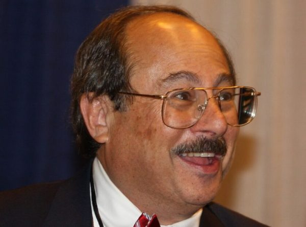 SAFs Alan Gottlieb was jubilant after beating back a gun control initiative in Washington State. Dave Workman)
