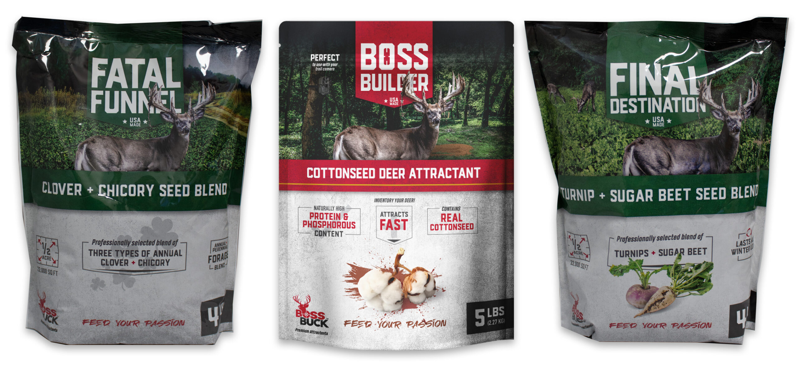 Hunting attractant