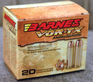 Barnes will be offering new handgun bullets in 2014 as well as new 30-caliber bullets for modern sporting rifles.