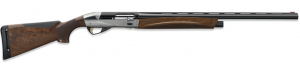 Benelli's Ethos auto loading shotgun is designed to operate with both light and 3-inch loads.